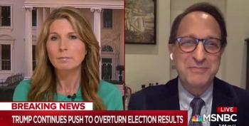 Nicolle Wallace Talks About The Absurd Texas AG Suing Other States Over Election Results