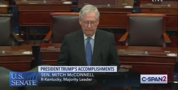 At Long Last, Mitch McConnell Congratulates President-Elect Biden