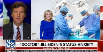 Tucker Carlson: Jill Biden 'Borderline Illiterate'