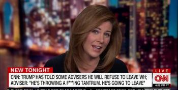 Trump Advisor: Trump Is 'Throwing A F**king Temper Tantrum' Over Leaving