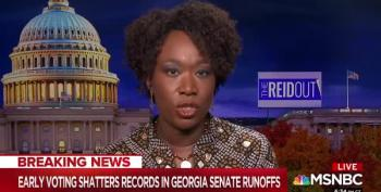 Joy Reid Discusses Tax Break For Kelly Loeffler