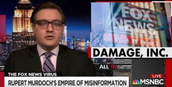 Chris Hayes Rips Rupert Murdoch As 'One Of The Most Destructive People On The Planet'