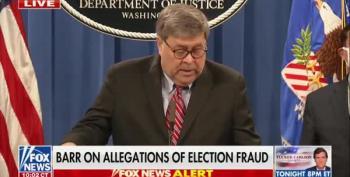 Prepare For Trump Explosion: Bill Barr Says No Special Counsel For Hunter Biden