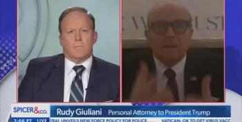 Rudy's Lament: I Can't Even Get On Fox Anymore If I Say The Word 'Fraud'