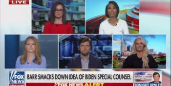 Fox News Host  Demands All Media Refuse To Interview Biden Unless He Addresses Son's Investigations