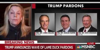 Trump Issues A Slew Of Pardons, Including 4 Blackwater Murderers