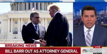 Crookie Award: BILL BARR —Most Autocratic, Corrupt, Demoralizing Attorney General In U.S. History