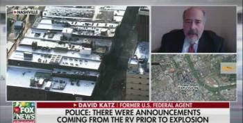 Former U.S. Special Agent Attacks The Left After Nashville Bombing