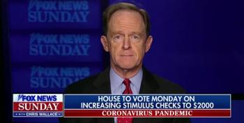 Sen. Pat Toomey: 'I Don't Think Michael Flynn Ever Committed A Crime'