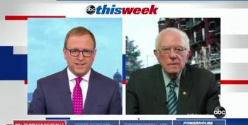 Sen. Bernie Sanders Is Livid Over Trump Refusing To Sign COVID Relief Bill