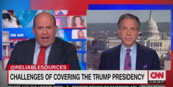 CNN's Jake Tapper: Kaleigh McEnany 'Lies Like Most People Breathe'