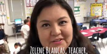 El Paso Teacher Whose Viral Video Of Her First-Graders Greeting One Another Has Died From COVID