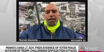 Texas' 'Deadbeat Dan' Patrick Refuses To Pay Promised Voter Fraud Reward