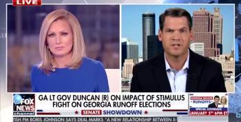 Georgia Lt Gov Blasts Giuliani For His 'Cringeworthy' Misinformation Campaign