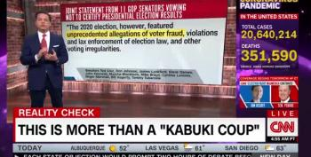 Reality Check: This Is Much More Than A Kabuki Coup, It's About Facts