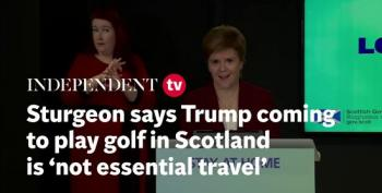 Donald Trump Will Not Be Allowed To Enter Scotland