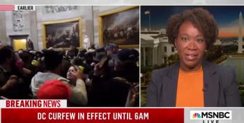 Joy Reid Speaks The Gospel Truth On Why Capitol Police Allowed The MAGA Sedition Riot To Happen