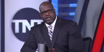 Shaquille O'Neal: White Privileged Rioters Should Get 25 Years In Jail
