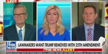 Ainsley Earhardt Coddles MAGA, Ignoring Her Network's Complicity