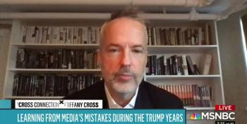 Eric Boehlert Annihilates The Press For Appeasing Right-Wing Trump Voters For Four Years