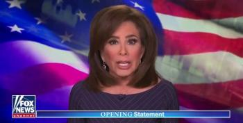 Jeanine Pirro Throws MAGA Insurrectionists Under The Bus