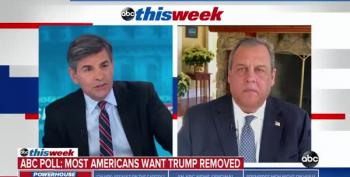 Chris Christie Endorses Impeachment: 'If Inciting To Insurrection Isn't, Then I Don't Really Know What Is'