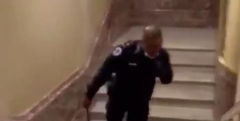 How Capitol Police Officer Eugene Goodman Saved The Senate