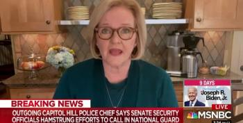 Ex-Senator: Ron Johnson Is To Blame For Breakdown In Domestic Security