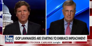 Tucker Carlson Is Forced To Agree That Trump Is 'Radioactive'