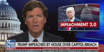 Tucker Carlson: Forget MAGA Riots, Dems Are Using 'Force' To Change America