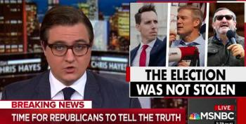 Chris Hayes Rips Into Peter Navarro And The White House Liars