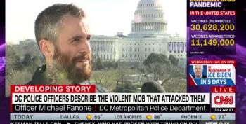 Cops From Capitol Riots Tell Us What It Was Like