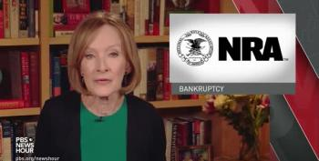 NRA Declares Bankruptcy