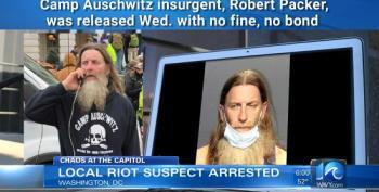 Man Wearing Camp Auschwitz Hoodie Is Released, Pays No Fine