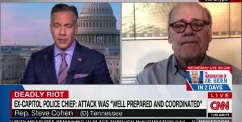 Rep. Steve Cohen Confirms Rep. Boebert Gave Tour Right Before Capitol Insurrection