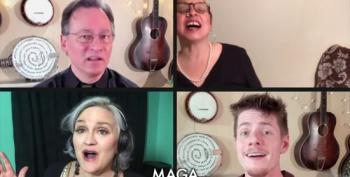 MAGA (a Parody Of 'My Girl')