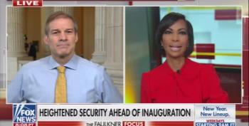 Rep. Jim Jordan Tells Fearful Fox Viewers Biden Will Let In Guatemala 'Caravan'