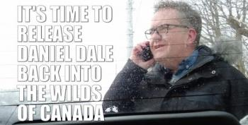 It's Time To Release Daniel Dale Back Into The Wilds Of Canada