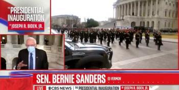 Bernie Sanders Promises Budget Reconciliation Will Bring Economic Relief