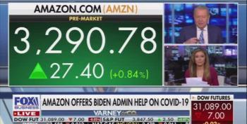 Fox Biz Susan Li Shoots Down Fox News' Complaints About Amazon