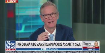 Steve Doocy Whines About Deprogramming Trump Supporters