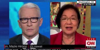 Sen. Hirono Discusses Ethics Complaint Against Cruz And Hawley Over Jan. 6 Riot