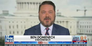 Ben Domenech: 'This Is Ridiculous! Autocratic Fascist Dictator Voted Out Of Office And Leaves'