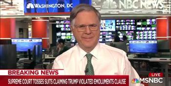 SCOTUS Rules Trump Gets Away With Emoluments