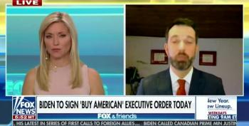 Suddenly Fox News Hates 'America First' Economic Policy, Stands Up For China