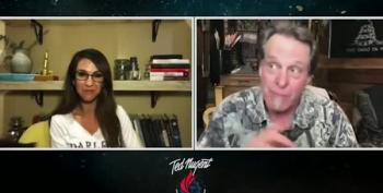Ted Nugent Gets Dirty With Rep. Lauren Boebert