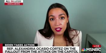 AOC: 'Kevin McCarthy Now Answers To QAnon, Not The Other Way Around'