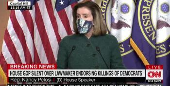 Pelosi Destroys GOP Leaders Over Marjorie Taylor Greene