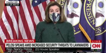 Pelosi On House Member's Safety: 'Enemy Is Within The House'