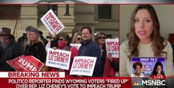 Politico Reporter Dismayed With Delusional Trump Supporters In Wyoming